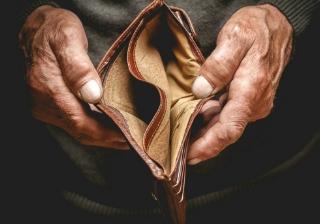 pensioner debt