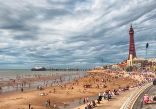 Blackpool 650