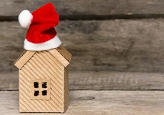Christmas house 468