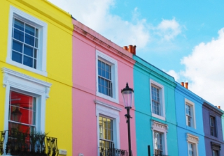 colourful houses 508