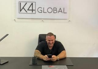 Joe Ashford K4 Global