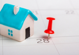 rent rental payment mortgage due date arrears calendar