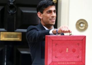 Rishi Sunak Budget 123
