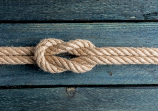 strong knot together join partnership relationship