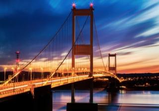 Severn Bridge 777