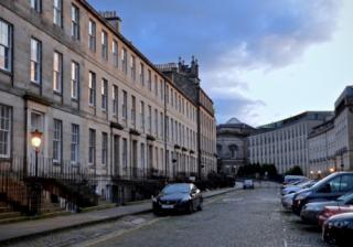 edinburgh rent house street scotland
