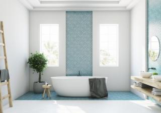 bathroom house decor