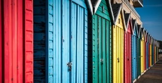 Surge in staycations see beach hut rental prices soar
