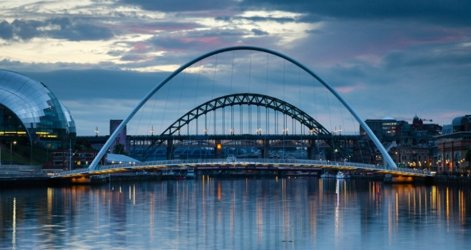 North East house prices gain 3.7% in November