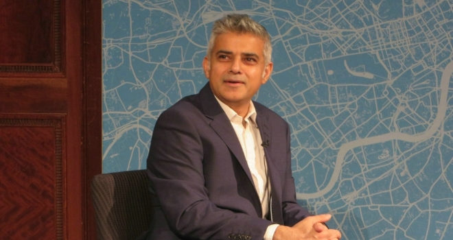 Khan speeds up planning to combat London housing crisis