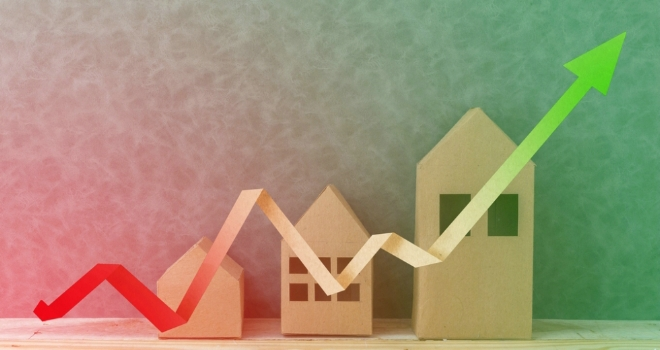 House price growth accelerates to 5.2% in December