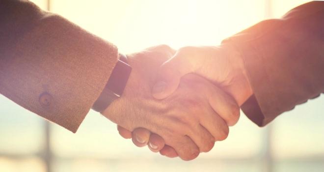 handshake 77