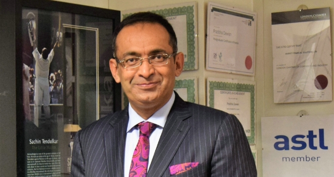 In the Spotlight with Paresh Raja
