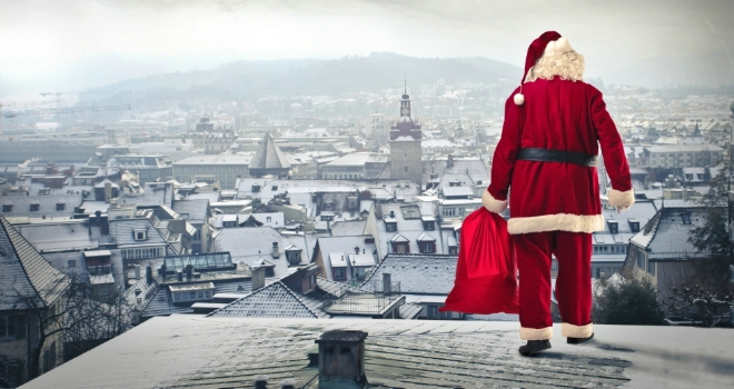 Claus for concern: Would Santa get a mortgage in today's market?