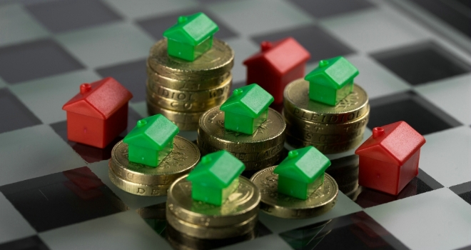 Quarterly house price growth sees 2.2% increase