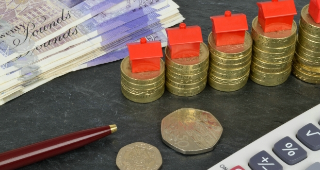 Gross mortgage lending jumps nearly 10 per cent