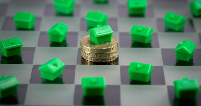 Property transaction figures for January down 2.8%