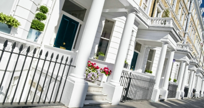A quarter of the UK's 21 most expensive properties for sale are flats