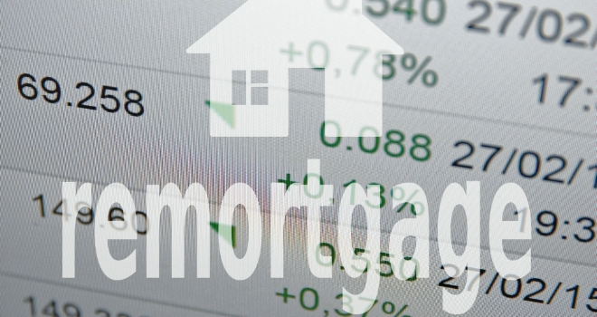 Remortgaging equity hits £965m in March