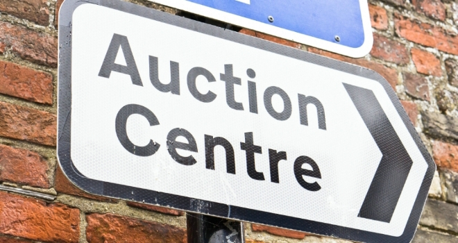 Is the stamp duty hike driving the property auction market?