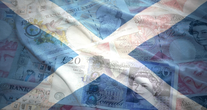 scotland money