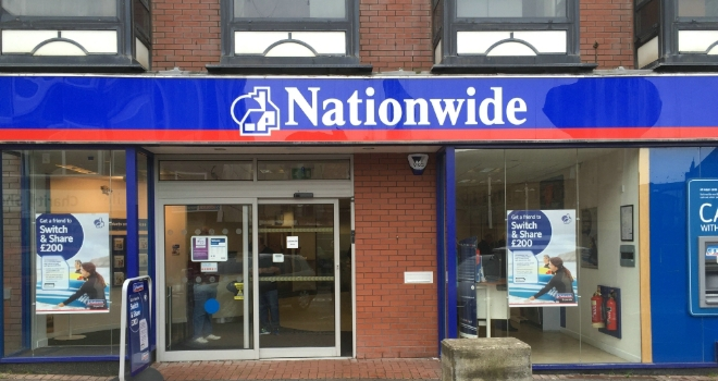 Nationwide confirms return to restricted resale lending
