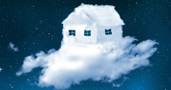 cloud house thing