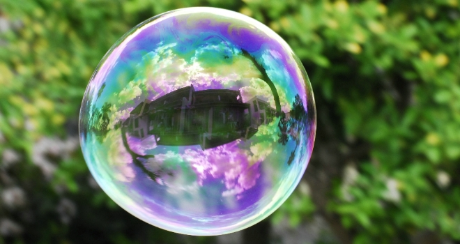 Will 2017 be the year the London property bubble bursts?