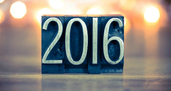 2016 - the year 'the market decides'
