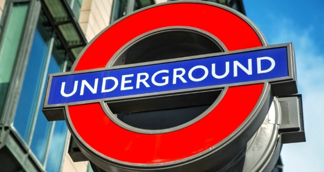 Which tube station has the highest property demand?