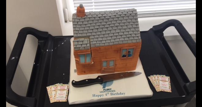 Fleet Cake 1