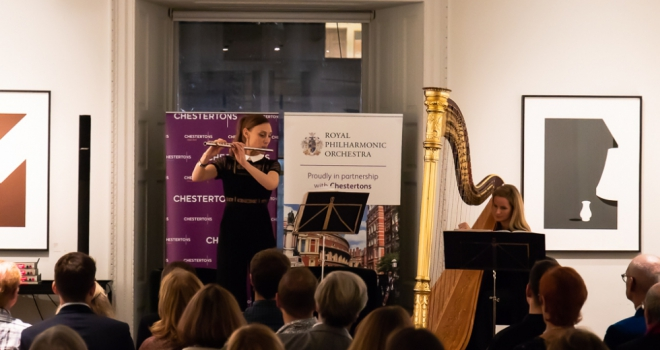 Chestertons announce partnership with the Royal Philharmonic Orchestra