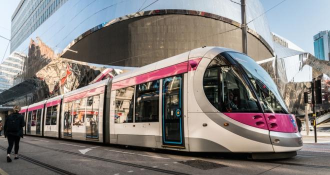 Birmingham Metro 882