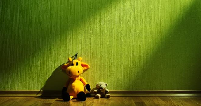Empty Room 123