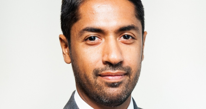 Hiten Ganatra, MD of Visionary Finance