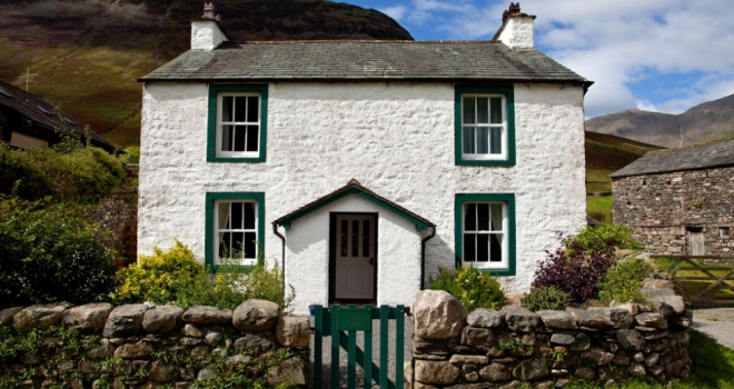 Lake District home 555