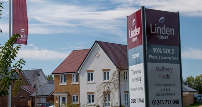 Linden Homes to be most affected division by Brexit say GT