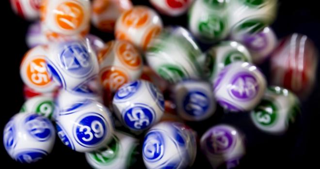 Lottery 888