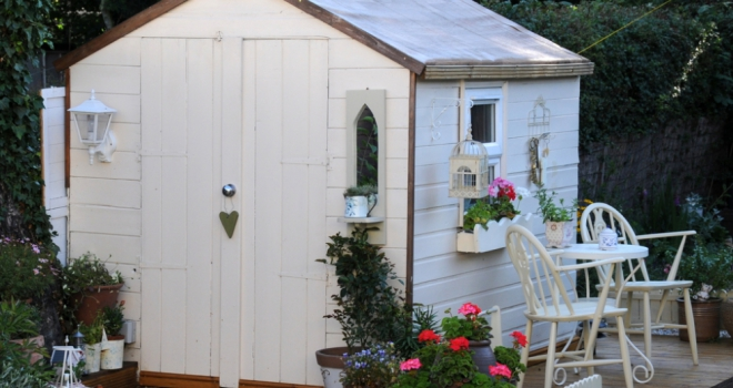 Lovely Shed 501