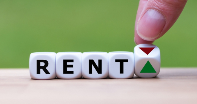 Proportion of income to rent hits 75% in parts of England