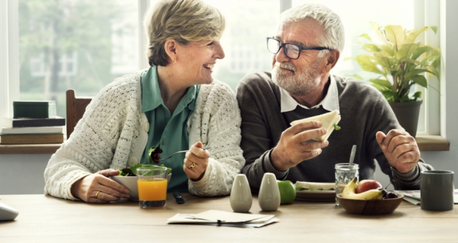 Majority of over 55s say they'll never move from their family home