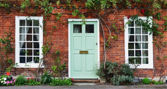 Front Door 555