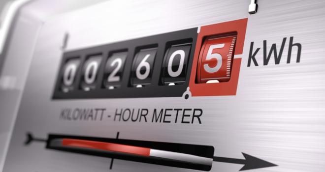 Electricity Meter 888