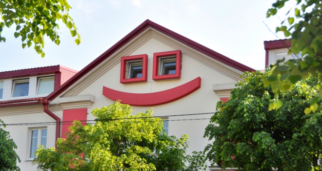 Smiley house 111