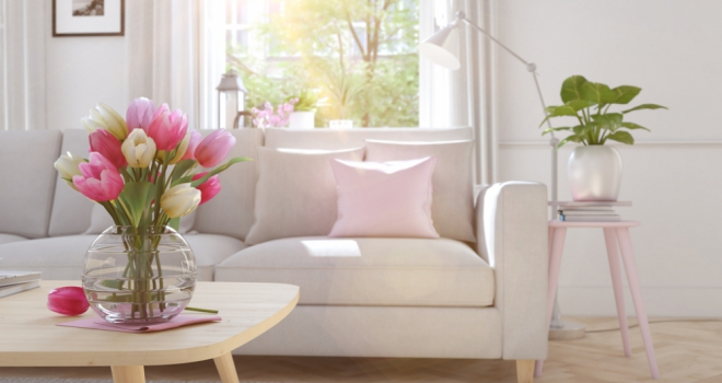 spring decor home nice decorating